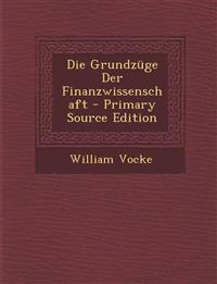 Die Grundzüge Der Finanzwissenschaft