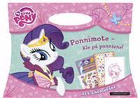 Ponnimote - kle på ponniene! My little Pony veskebok
