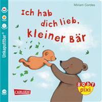 Baby Pixi 57: VE 5 Ich hab dich lieb, kleiner Bär (5 Exemplare)