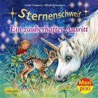 Maxi Pixi Nr. 279: VE 5 Sternenschweif: Ein zauberhafter Ausritt (5 Exemplare)