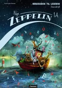 Nye Zeppelin 1A; arbeidsbok