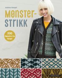 Mønsterstrikk; 200 mønstre i to farger - Andrea Rangel | Ridgeroadrun.org