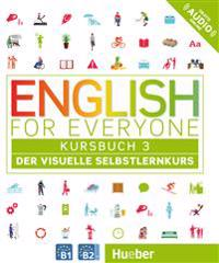 English for Everyone 3 - Kursbuch