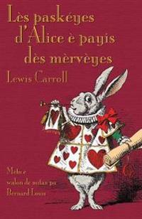 L�s Pask�yes d'Alice � Payis D�s M�rv�yes