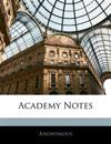 Academy Notes