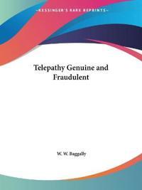 Telepathy Genuine