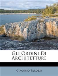 Gli Ordini Di Architetture