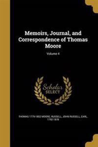MEMOIRS JOURNAL & CORRESPONDEN