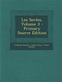 Les Serées, Volume 3