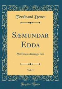 Sæmundar Edda, Vol. 1