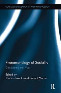 Phenomenology of Sociality