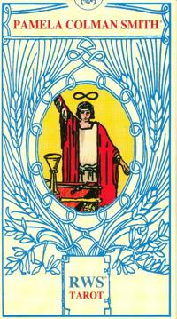 RWS® Tarot (A.E. Waite, P.C. Smith)