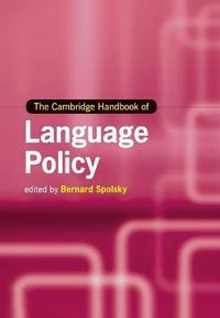 The Cambridge Handbook of Language Policy