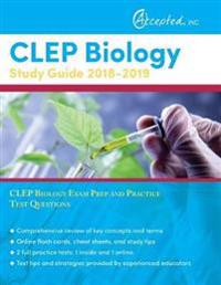 CLEP Biology Study Guide 2018-2019