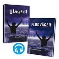 Flodvågen (Tvillingpaket svenska+arabiska) (Bok+CD)