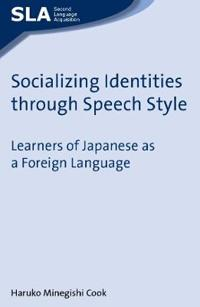 Socializing Identities through Speech Style