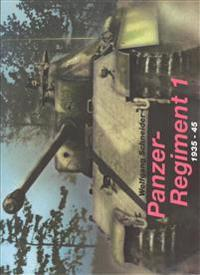 Panzer Regiment 1: 1935-45