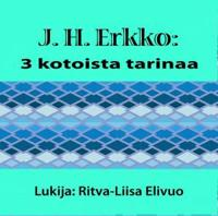 3 Kotoista tarinaa (mp3-cd)