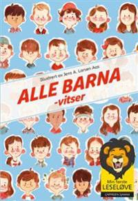 Alle barna-vitser - Håkon Forfod Sønneland pdf epub