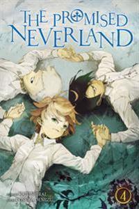 The Promised Neverland 4 -  - pocket (9781421597157)     Bokhandel
