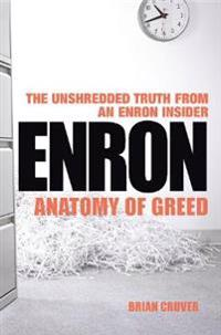 Enron - the anatomy of greed the unshredded truth from an enron insider