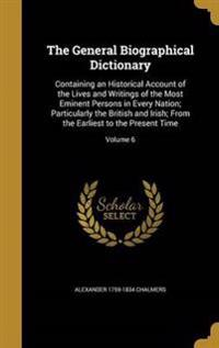 GENERAL BIOGRAPHICAL DICT