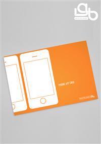 Whitelines LAB Phone App Grid Paper A4