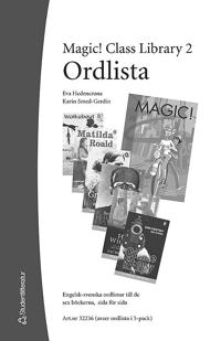 Magic! Class Library. 2, Ordlista  (5-pack)