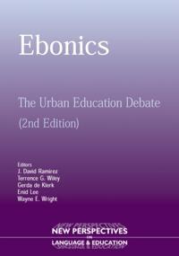 Ebonics