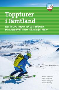 Toppturer i Jämtland : fler än 100 toppar och 250 utförsåk från Borgafjäll i norr till Helags i söder