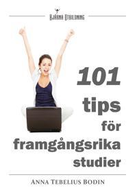 101 tips för framgångsrika studier