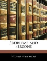 Problems and Persons