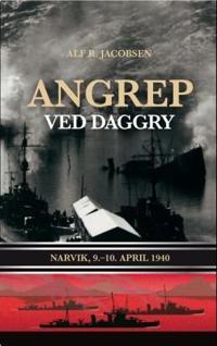Angrep ved daggry - Alf R. Jacobsen   Ridgeroadrun.org