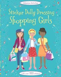 Sticker Dolly Dressing Shopping Girls