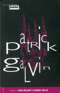 New and Selected Poems of Patrick Galvin
