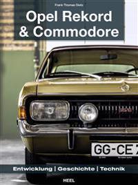 Opel Rekord & Commodore 1963-1986