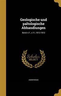 GER-GEOLOGISCHE UND PALTOLOGIS