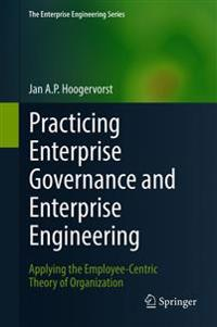 Practicing Enterprise Governance and Enterprise Engineering