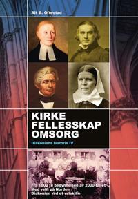 Kirke - fellesskap - omsorg - Alf B. Oftestad | Ridgeroadrun.org