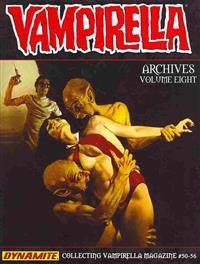 Vampirella Archives 8