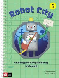 Robot City - Grundläggande programmering i matematik