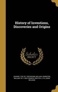 HIST OF INVENTIONS DISCOVERIES