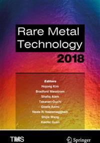 Rare Metal Technology 2018