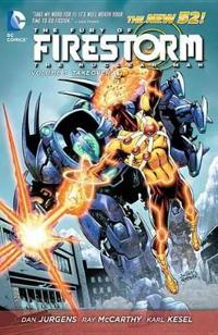 The Fury of Firestorm the Nuclear Men 3