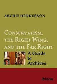 Conservatism, the Right Wing, and the Far Right