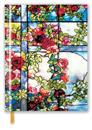 Tiffany: Trellised Rambler Roses (Blank Sketch Book)