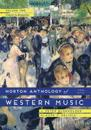 The Norton Anthology of Western Music