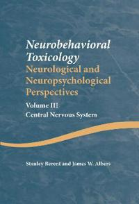 Neurobehavioral Toxicology