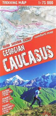 Georgian Caucasus 75 000