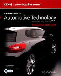 Fundamentals of Automotive Technology + Student Workbook, 2nd ed. + Access Card